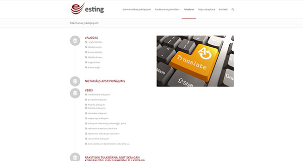 esting