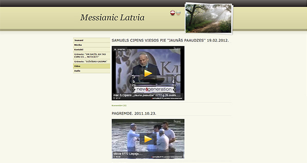 messianiclatvia